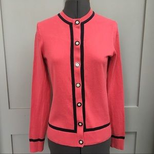 Brooks Brothers Coral Sweater